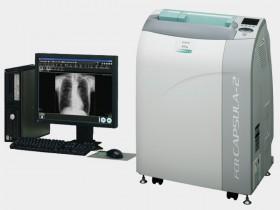 デジタルX線画像診断システムの写真